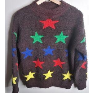 Sweaters - Star Knit Sweater